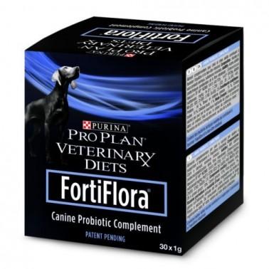 Purina ProPlan Veterinary Diets FortiFlora probiótico para perros