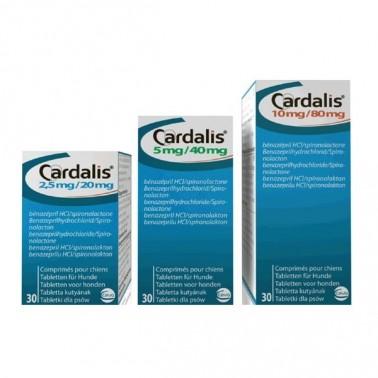Cardalis 30 comprimidos