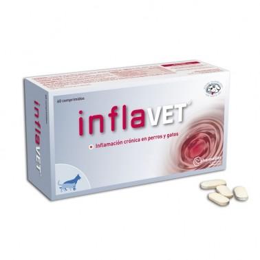 Inflavet .Antiinflamatorio natural contra la inflamación crónica