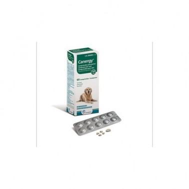 CANERGY 100 mg 60 Comprimdos Vasodilatador Periférico para Perros
