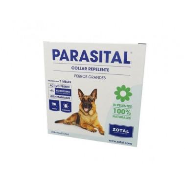 PARASITAL COLLAR REPELENTE PERRO GRANDE Antiparasitario para Perros