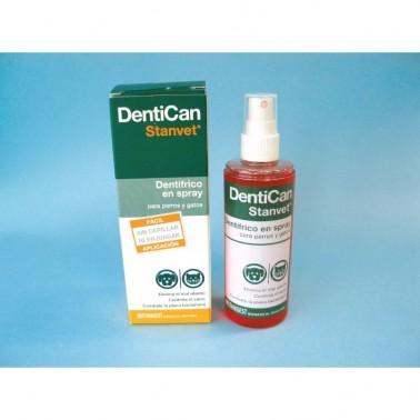 DENTICAN SPRAY DENTAL 125 ml Para higiene bucodental de las mascotas