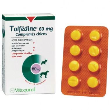 TOLFEDINE Comprimidos para perros
