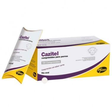 CAZITEL PERRO 1  Comprimido Antiparasitario para Perros