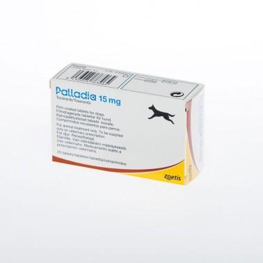 PALLADIA ANTITUMORAL 20 Comprimidos para perros