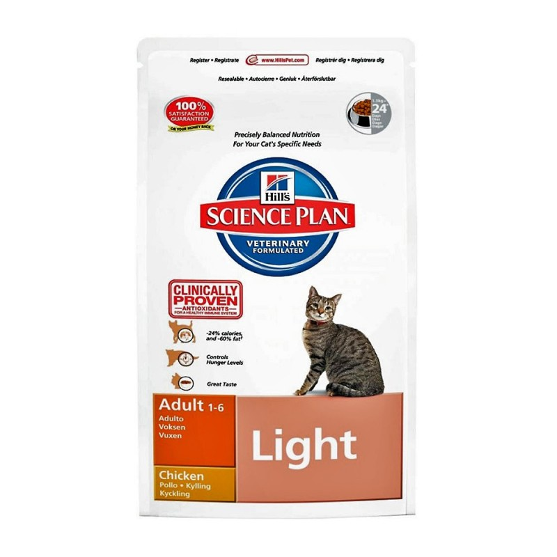 Science Plan Feline Adult Light