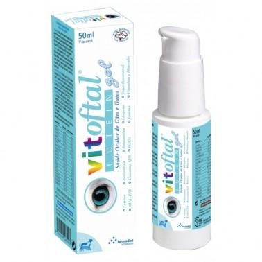 VITOFTAL LUTEIN Gel ORAL 50 ml Complementos para Perros y Gatos