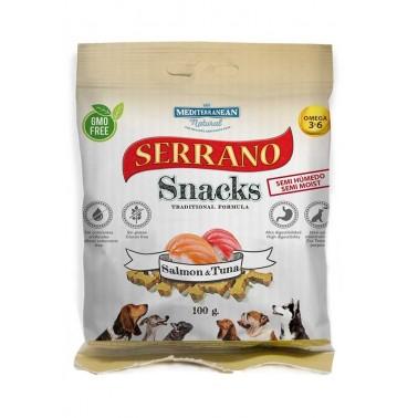 Serrano Snacks de MEDITERRANEAN NATURAL 100 GR.