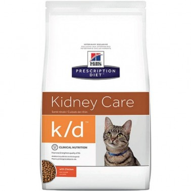 Hill´s k/d prescription diet feline
