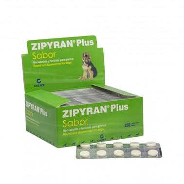 Zipyran Plus Sabor Antiparasitario Interno