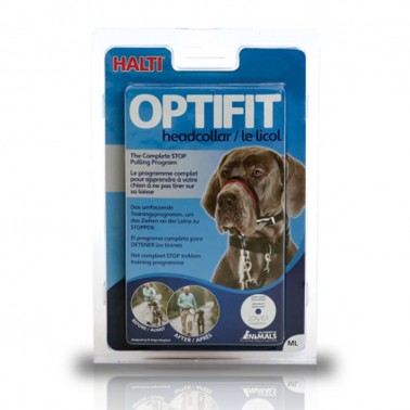 Collar Adiestramiento Halti Optifit Kruuse