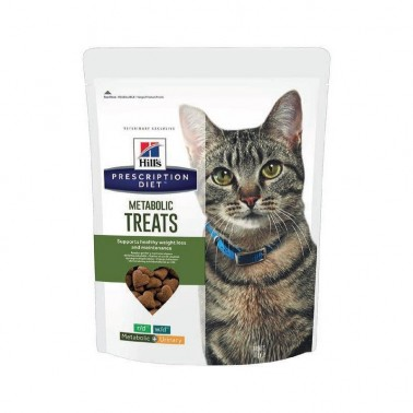 Hill's Metabolic + Urinary Prescription Diet sobres para gatos
