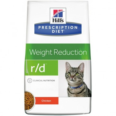 Hill's r/d Prescription Diet Weight Reduction pienso para gatos