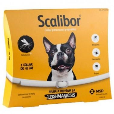 Scalibor collar antiparasitario  perros pequeños 48 cm